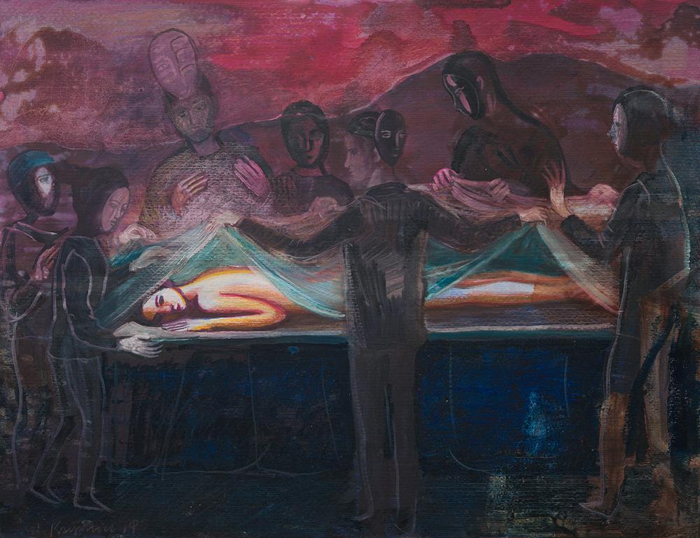 Katarzyna Karpowicz : The Curtain Rises