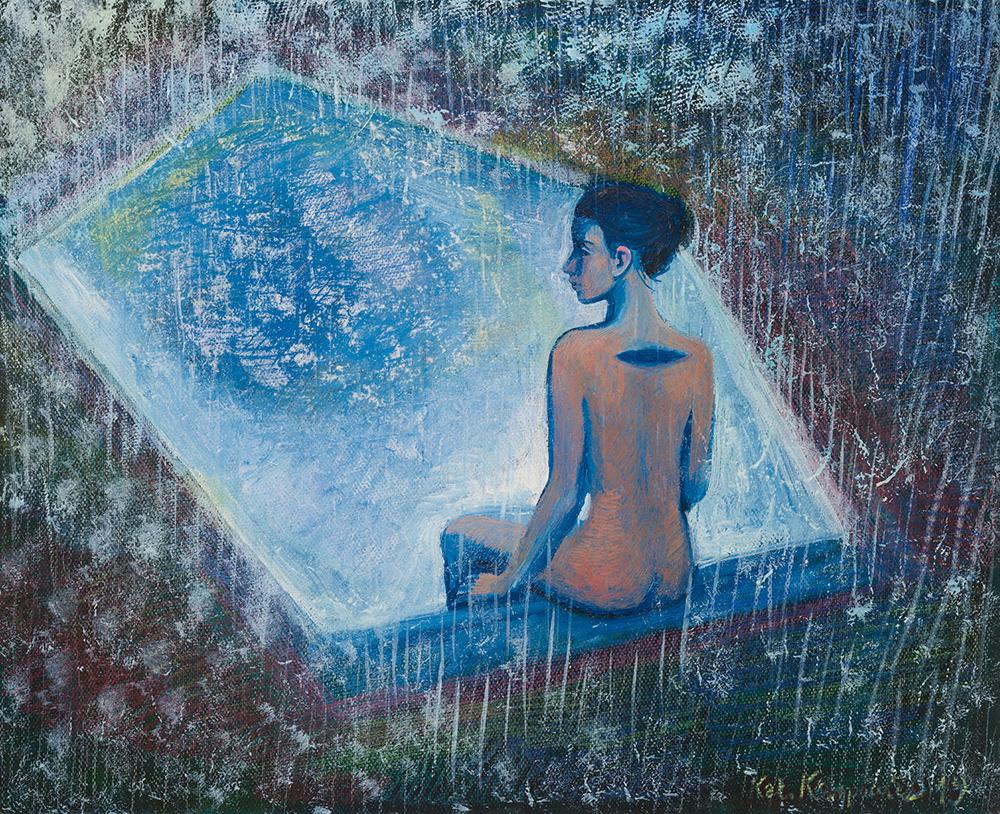 Katarzyna Karpowicz : Beautiful Dream About Mikvah