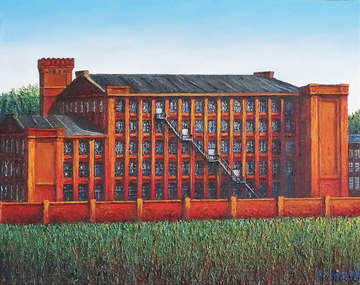 Adam Patrzyk : Red factory