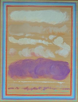 Łukasz Majcherowicz - Purple cloud