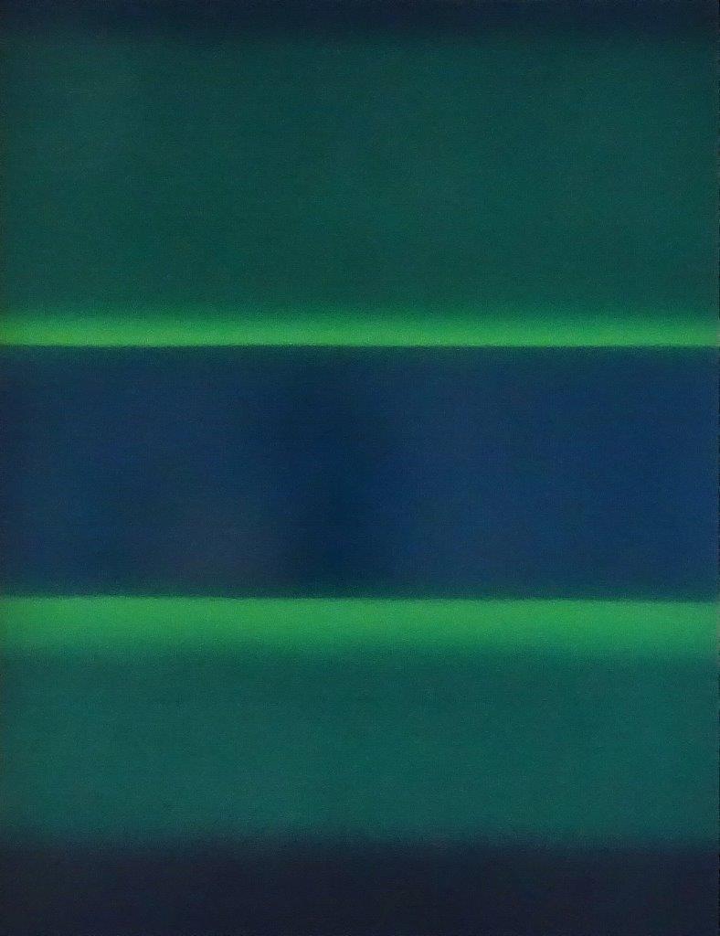 Anna Podlewska : Deep green