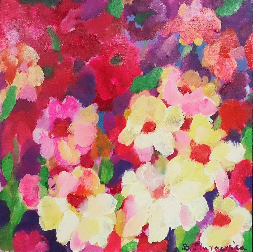 Beata Murawska : Flowery dream