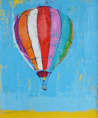 Jacek Łydżba - Balloon