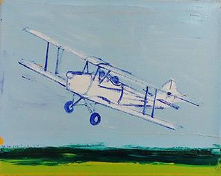 Jacek Łydżba - Flight