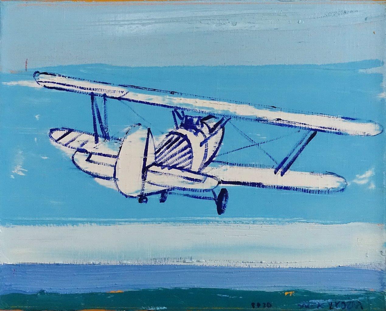 Jacek Łydżba : Takeoff
