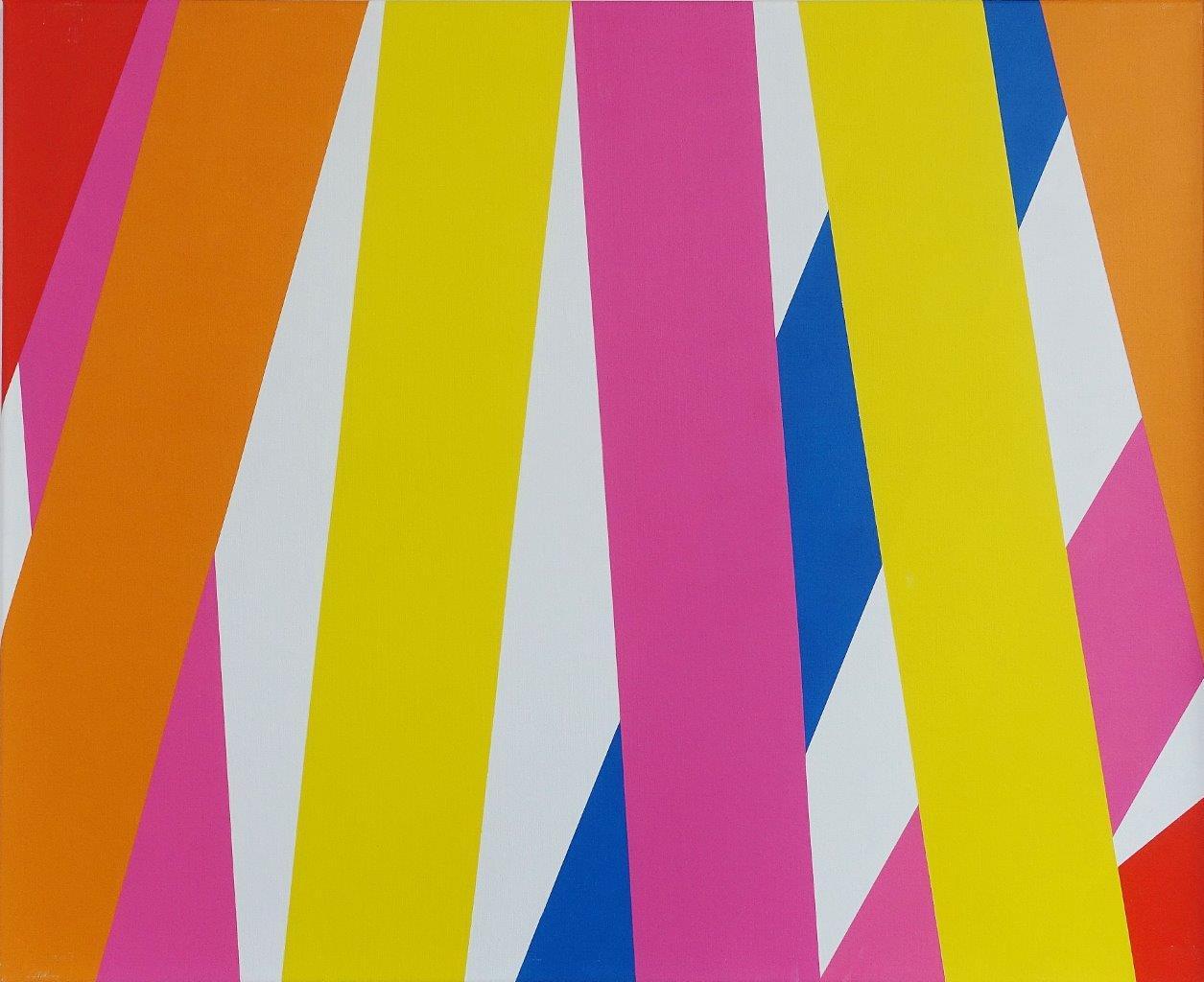 Joanna Stańko : Through pure colors