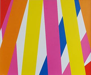 Joanna Stańko - Through pure colors