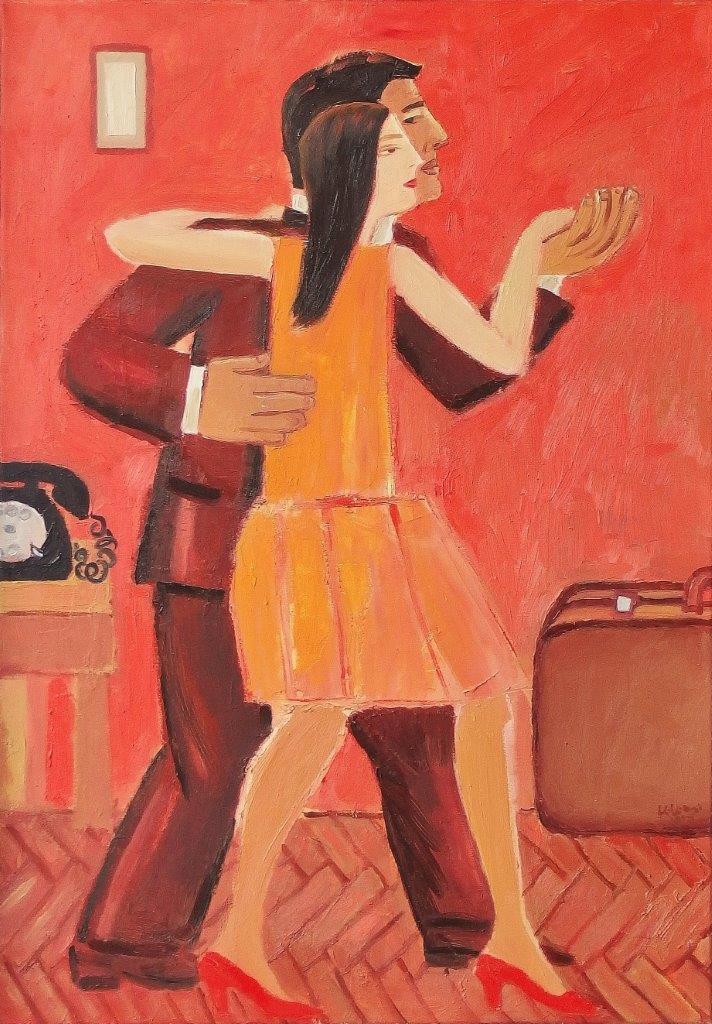 Krzysztof Kokoryn : Suitcase