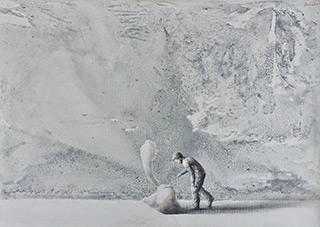 Łukasz Huculak : Research : Oil on Canvas