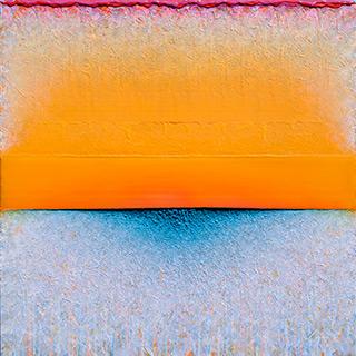 Sebastian Skoczylas : Overexposed : Mixed media on canvas