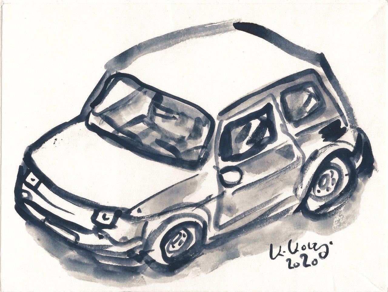 Krzysztof Kokoryn : Little Fiat