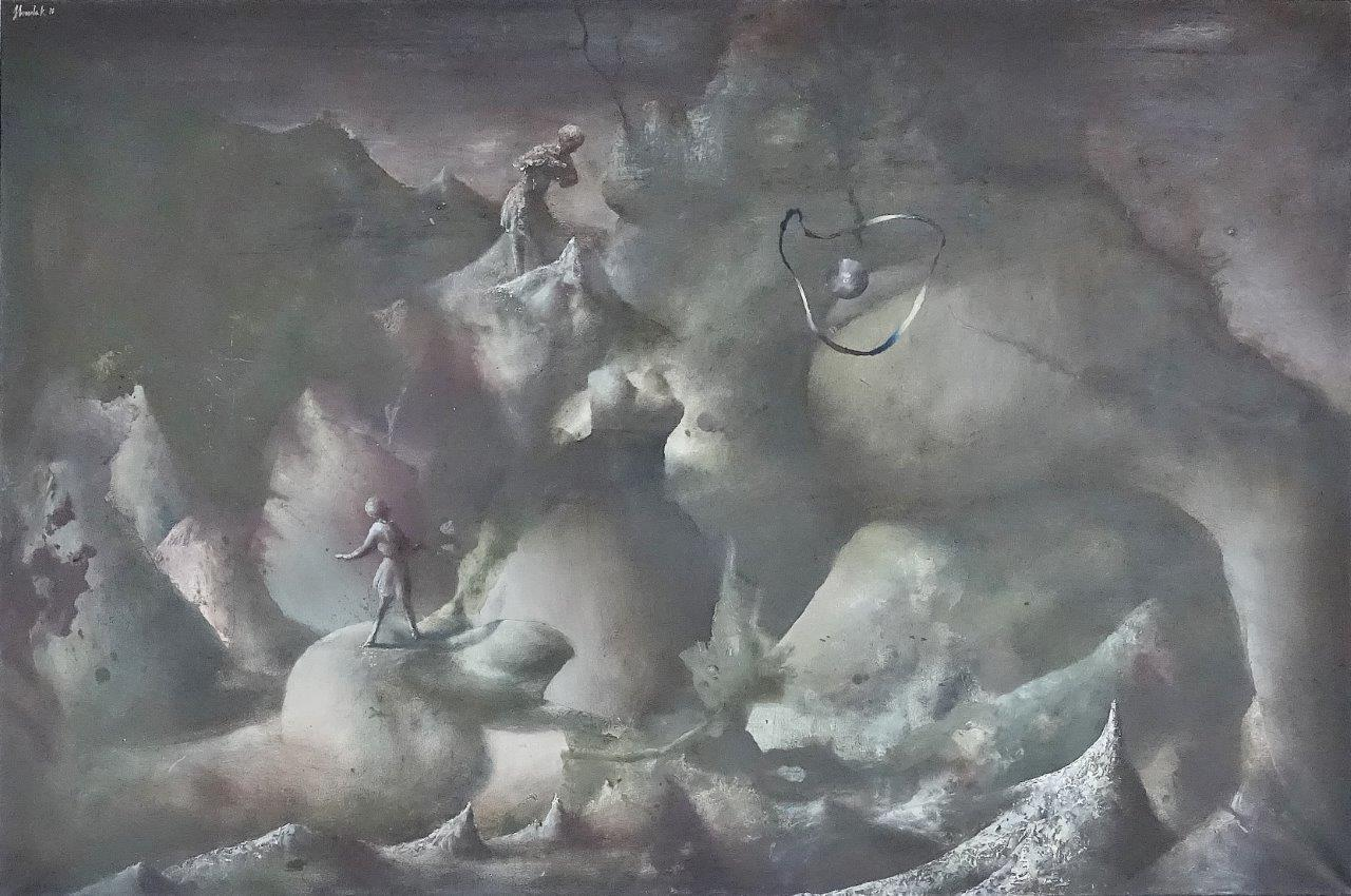 Łukasz Huculak : Gnostic landscape