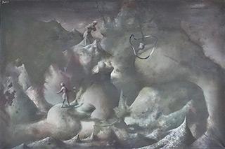 Łukasz Huculak - Gnostic landscape