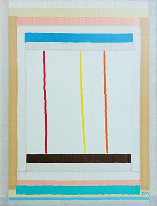 Łukasz Majcherowicz : Three : Acrylic on canvas