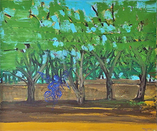 Jacek Łydżba - Olive grove