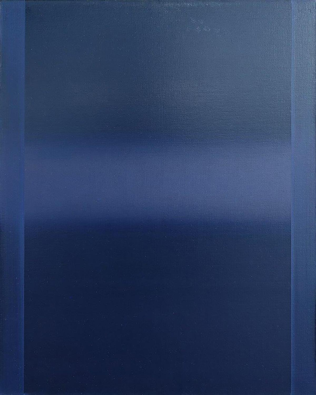 Anna Podlewska : Shining in deep blue