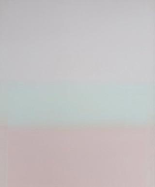 Anna Podlewska : Ultra pink : Oil on Canvas