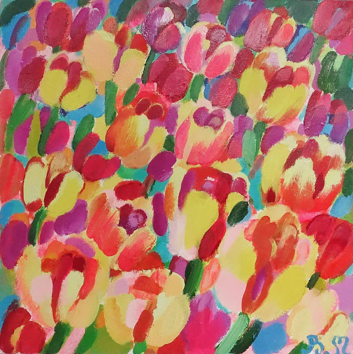 Beata Murawska : It's spring already