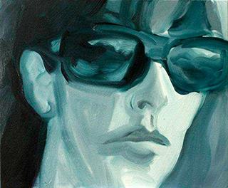 Katarzyna Swinarska : Jennifer : Oil on Canvas