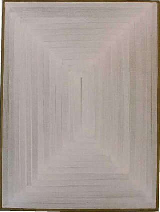 Łukasz Majcherowicz : Light : Oil on Canvas
