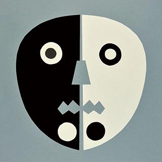 Daniel Zarewicz - Mask of dionysus
