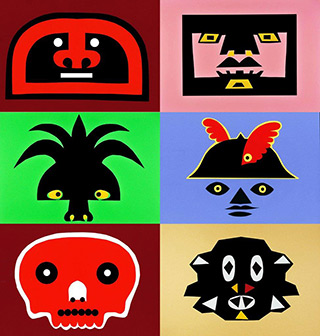 Daniel Zarewicz - Quadratura coloris 1