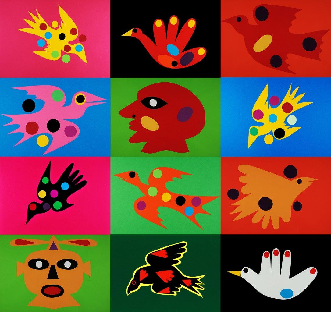Daniel Zarewicz : Quadratura coloris 5