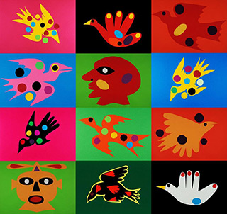Daniel Zarewicz - Quadratura coloris 5