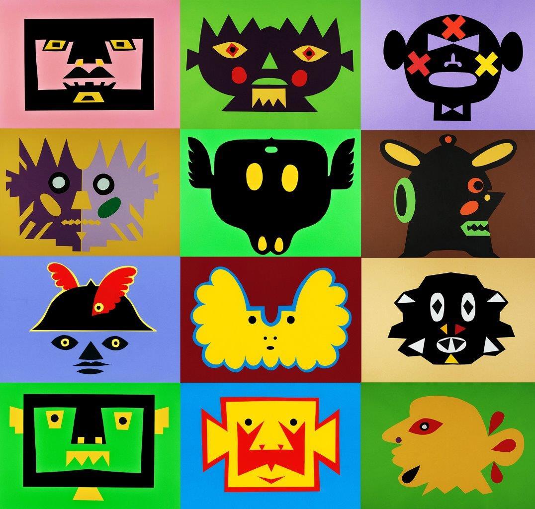Daniel Zarewicz : Quadratura coloris 6