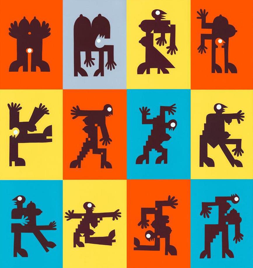 Daniel Zarewicz : Quadratura coloris 7