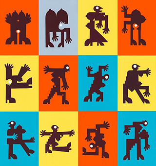 Daniel Zarewicz - Quadratura coloris 7