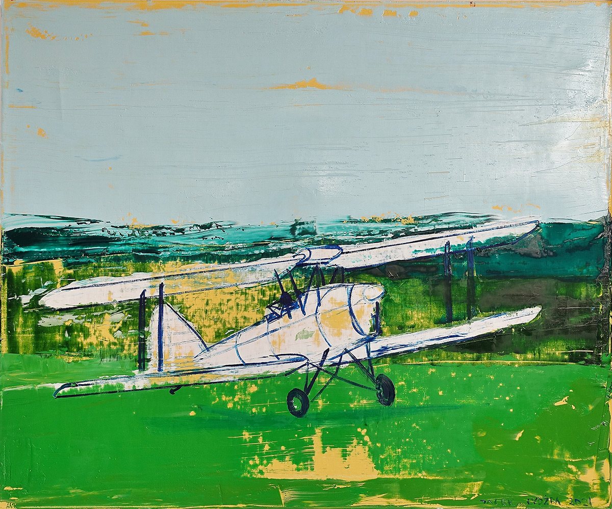 Jacek Łydżba : Landing