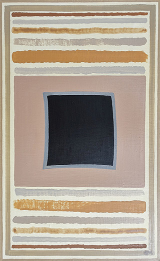 Łukasz Majcherowicz : Achilles sail : Acrylic on canvas