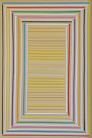 Łukasz Majcherowicz : Good morning! : Acrylic and oil on canvas