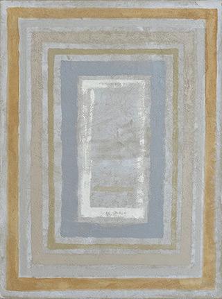 Łukasz Majcherowicz : Veduta : Acrylic on canvas