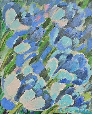 Beata Murawska - Blue surprise