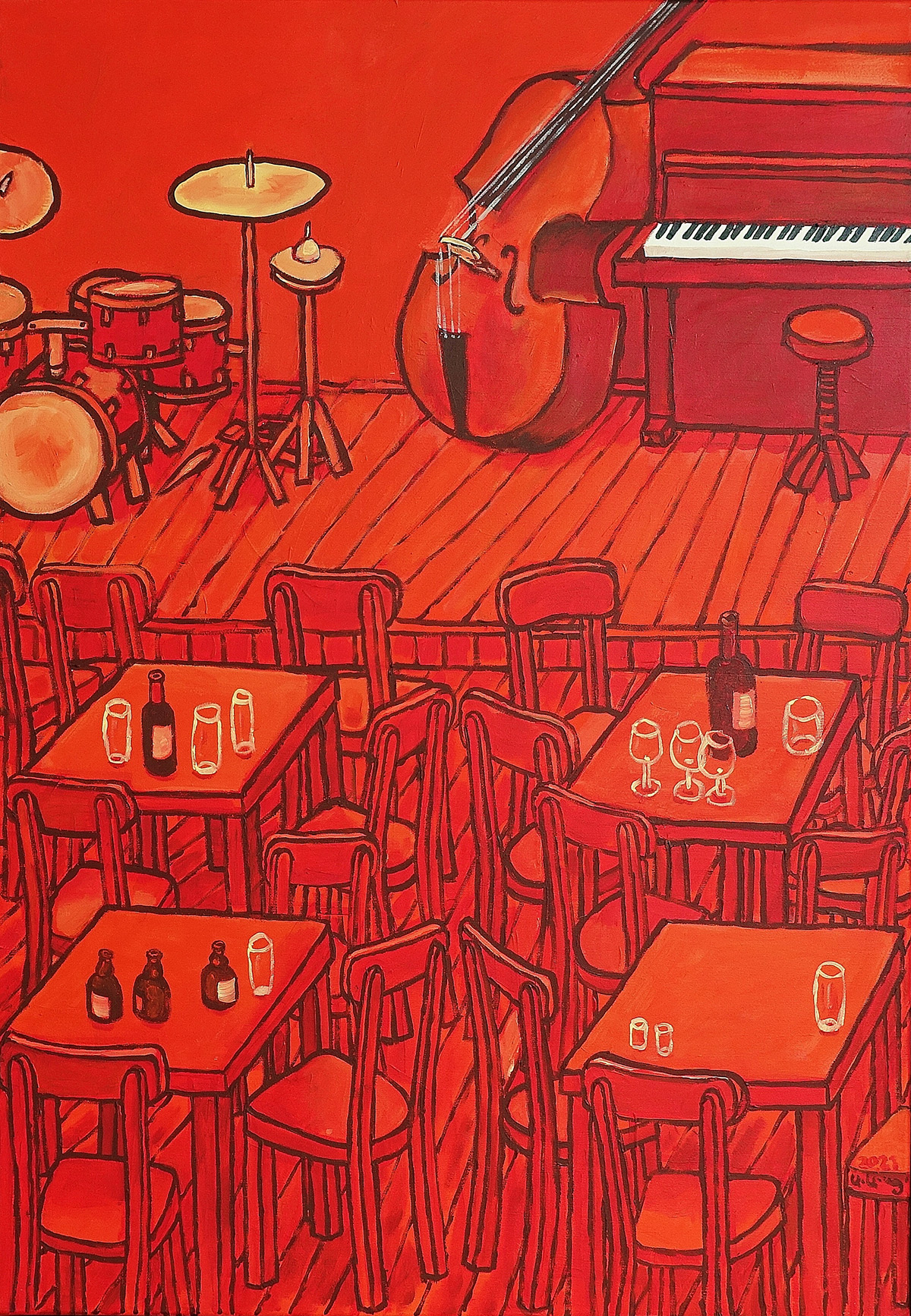 Krzysztof Kokoryn - Red pub