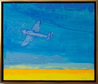 Jacek Łydżba : Tempest : Oil on Canvas