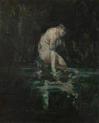 Julia Medyńska - Narcissus No 2