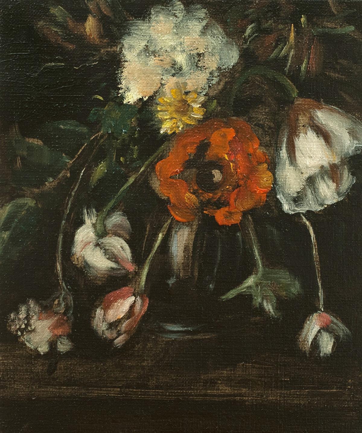 Julia Medyńska - Old Then painter