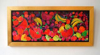 Beata Murawska : Still Life : Oil on Canvas