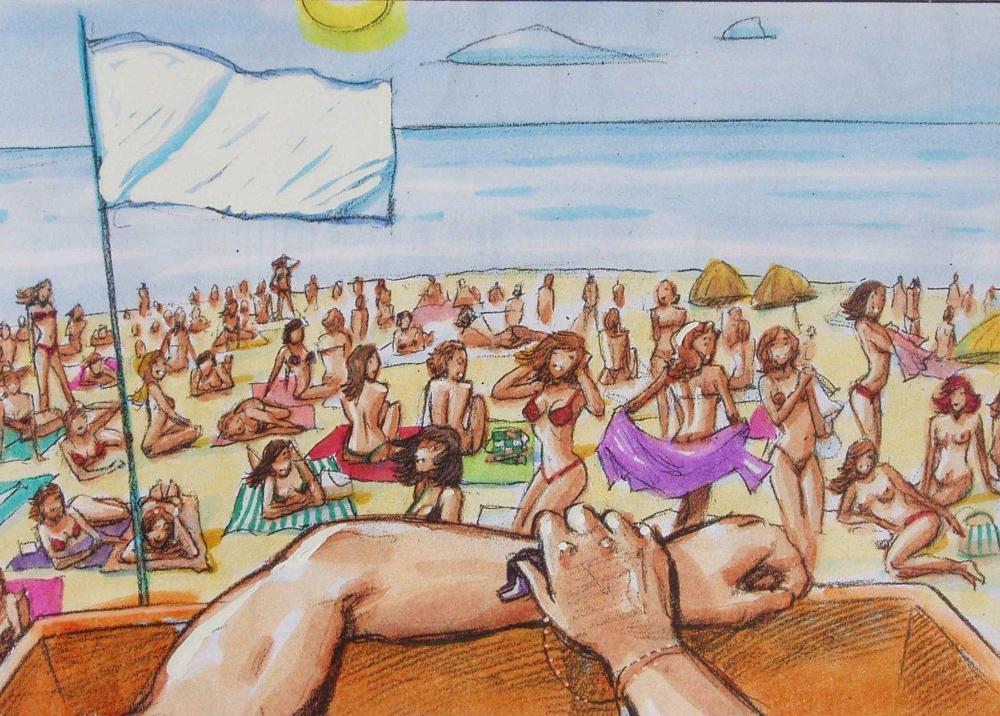 Przemysław Truściński : Beach