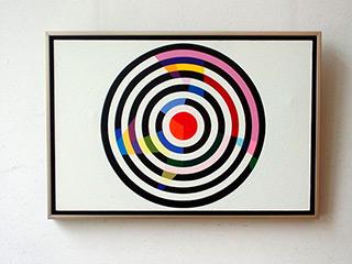 Małgorzata Jastrzębska : White : Oil on Canvas