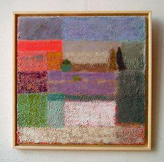 Radek Zielonka : Landscape : Oil on Canvas