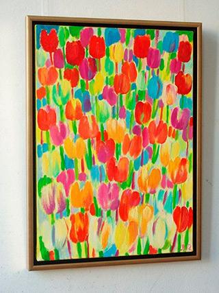 Beata Murawska : Fresh : Oil on Canvas