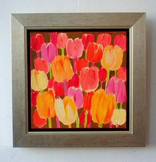 Beata Murawska : Charm of spring : Oil on Canvas