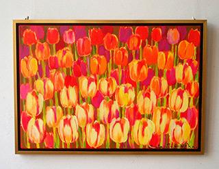 Beata Murawska : Summer & autumn : Oil on Canvas