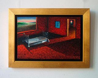Adam Patrzyk : Dream : Oil on Canvas