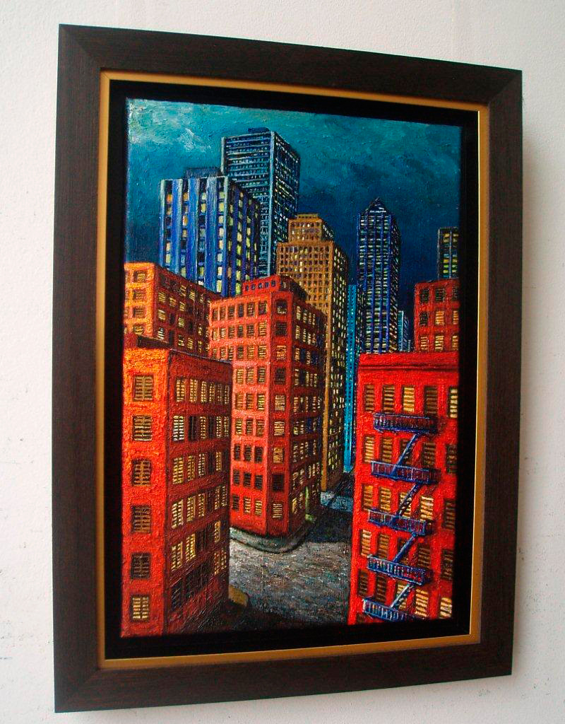 Adam Patrzyk : Fire escapes