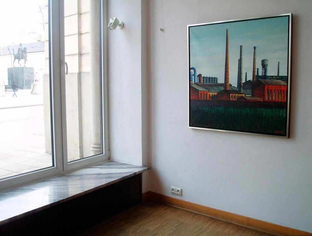 Adam Patrzyk : Factory
